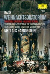 Johann Sebastian Bach. Weihnachts-Oratorium. Oratorio di Natale - DVD
