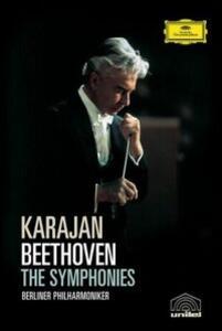 Ludwig van Beethoven. Le 9 sinfonie. The Symphonies (3 DVD) di Humphrey Burton - DVD