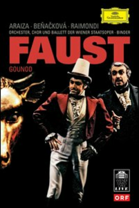 Film Charles Gounod. Faust Ken Russell
