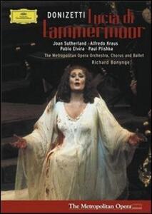 Gaetano Donizetti. Lucia di Lammermoor - DVD