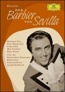 Rossini Gioacchino. Il barbiere di Siviglia - DVD