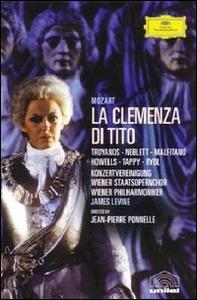 Film Wolfgang Amadeus Mozart. La clemenza di Tito Jean-Pierre Ponnelle