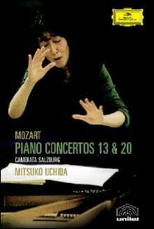 Wolfgang Amadeus Mozart. Piano Concertos No. 13 & 20 - DVD