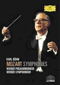 Wolfgang Amadeus Mozart. Symphonies (3 DVD)