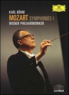 Wolfgang Amadeus Mozart. Symphonies I - DVD