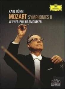 Wolfgang Amadeus Mozart. Symphonies II - DVD