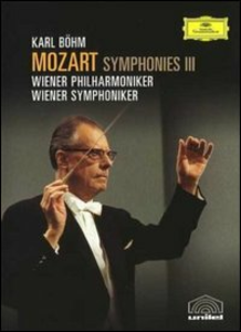 Film Wolfgang Amadeus Mozart. Symphonies III