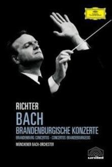 Johann Sebastian Bach. Brandenburgische konzerte - DVD
