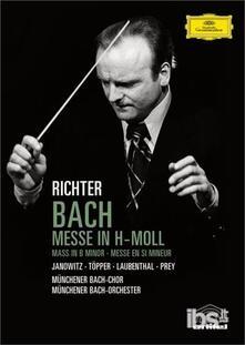 Johann Sebastian Bach. Messe in h-moll. Messa in si minore - DVD
