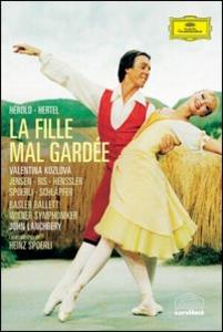 Film Louis Joseph Ferdinand Hérold. La fille mal gardée