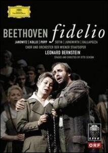Ludwig van Beethoven. Fidelio - DVD