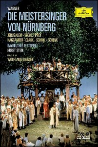 Film Richard Wagner. I Maestri Cantori di Norimberga Brian Large