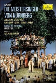 Richard Wagner. I Maestri Cantori di Norimberga (2 DVD) di Brian Large - DVD