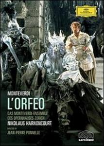 Film Claudio Monteverdi. L'Orfeo Jean-Pierre Ponnelle
