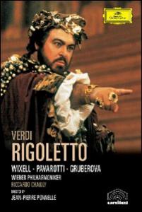 Film Giuseppe Verdi. Rigoletto Jean-Pierre Ponnelle