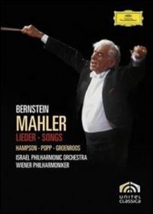 Gustav Mahler. Lieder. Songs - DVD