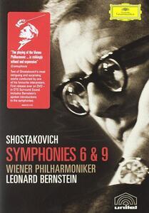 Dimitry Shostakovich. Symphonies 6 & 9 di Humphrey Burton - DVD