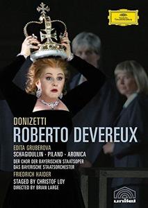 Film Gaetano Donizetti. Roberto Devereux Brian Large