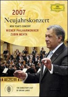 Neujahrskonzert 2007. New Year's Concert 2007 - DVD