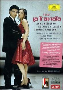 Giuseppe Verdi. La Traviata di Brian Large - DVD