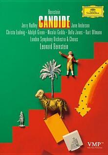 Leonard Bernstein. Candide (DVD) - DVD di Leonard Bernstein,Nicolai Gedda,Christa Ludwig,Della Jones,Jerry Hadley
