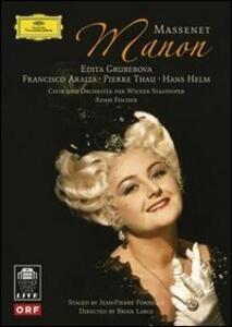 Jules Massenet. Manon - DVD