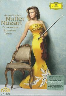 Mozart. Concerti, Sonate, Trii (5 DVD) - DVD