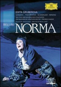 Film Vincenzo Bellini. Norma Brian Large