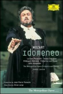 Wolfgang Amadeus Mozart. Idomeneo (2 DVD) di Brian Large - DVD