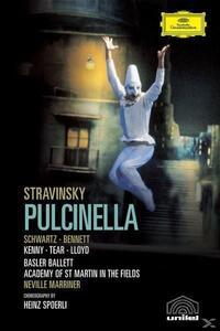 Igor Stravinsky. Pulcinella - DVD