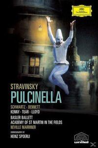 Film Igor Stravinsky. Pulcinella