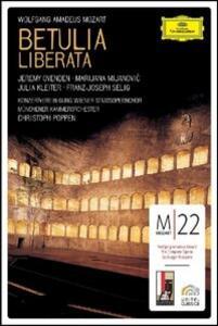 Wolfgang Amadeus Mozart. Betulia Liberata (2 DVD) - DVD
