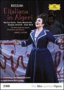 Gioacchino Rossini. L'italiana in Algeri (2 DVD) - DVD