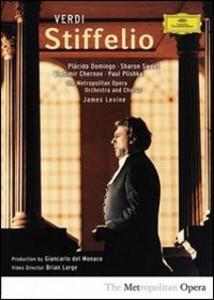 Film Giuseppe Verdi. Stiffelio Brian Large