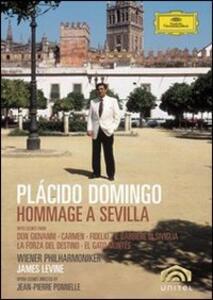 Plácido Domingo. Hommage à Sevilla - DVD