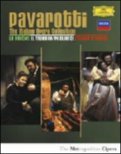 Film Luciano Pavarotti. The Italian Opera Collection