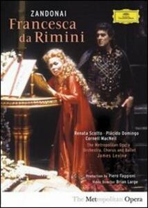 Riccardo Zandonai. Francesca da Rimini - DVD