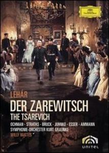 Film Franz Lehár. Der Zarewtisch. The Tsarevich Arthur Maria Rabenalt
