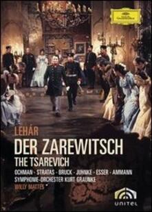 Franz Lehár. Der Zarewtisch. The Tsarevich di Arthur Maria Rabenalt - DVD