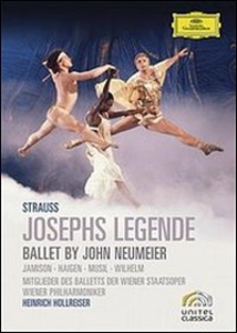 Film Richard Strauss. Josephs Legende. The Legend of Joseph