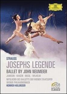 Richard Strauss. Josephs Legende. The Legend of Joseph - DVD