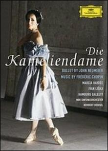 Frédéric François Chopin. Die Kamiliendame. La dama delle camelie - DVD