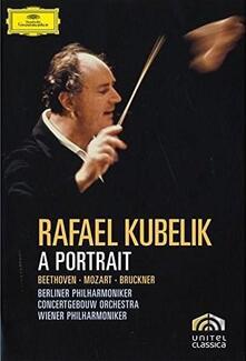 Rafael Kubelik. A portrait (2 DVD) - DVD
