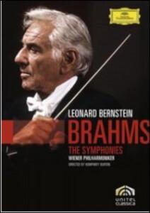Johannes Brahms. Symphonies Nos. 1-4 (2 DVD) di Humphrey Burton - DVD