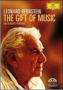 Leonard Bernstein. The Gift of Music di Horant H. Hohlfeld - DVD