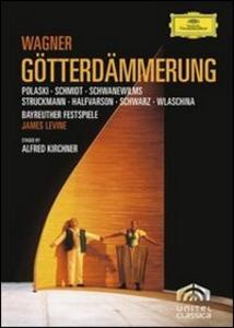 Film Richard Wagner. Götterdämmerung. Il crepuscolo degli dei Alfred Kirchner