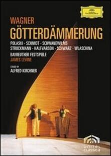 Richard Wagner. Götterdämmerung. Il crepuscolo degli dei (2 DVD) di Alfred Kirchner - DVD
