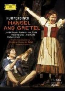 Engelbert Humperdinck. Hänsel e Gretel - DVD