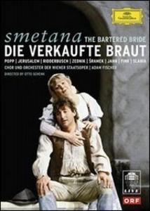 Film Bedrich Smetana. Die Verkaufte Braut. La sposa venduta Otto Schenk