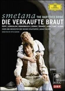 Bedrich Smetana. Die Verkaufte Braut. La sposa venduta di Otto Schenk - DVD